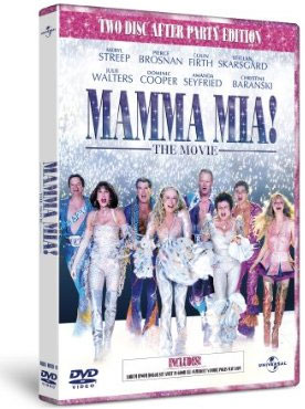 MAMMA MIA! Two Disc After Party Edition