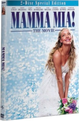 MAMMA MIA! THE MOVIE - 2 disc special edition DVD USA