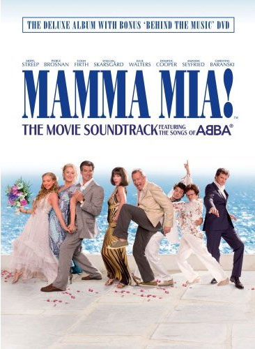 MAMMA MIA! THE MOVIE SOUNDTRACK The Deluxe Album