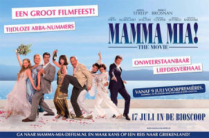 MAMMA MIA! THE MOVIE - Netherlands
