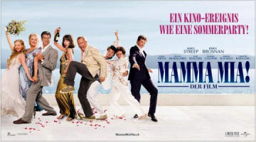 MAMMA MIA! Der Film - Switzerland