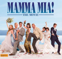 MAMMA MIA! THE MOVIE - website advertisement Australia