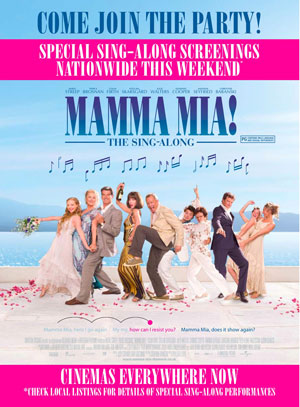MAMMA MIA! THE SING-ALONG (UK)