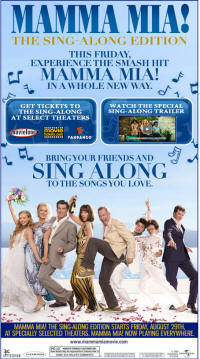 MAMMA MIA! THE SING-ALONG EDITION - USA