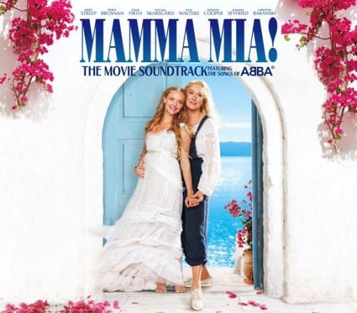 MAMMA MIA! THE MOVIE SOUNDTRACK - Japan